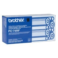 Recharge Brother pc 74rf - pack de 4