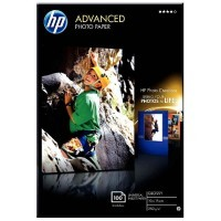 Papier photo HP brillant 10x15 250g Q8692A - Boite de 100 feuilles