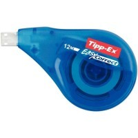 Rolle de correction latéral Tippex Easy Correct 4,2mm x 12M