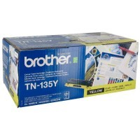 Toner Brother TN135y hc jaune