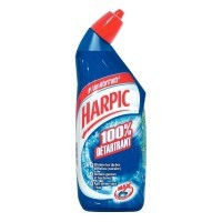 Gel wc Harpic 100% detartrant - flacon 750ml
