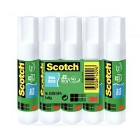 Batons de colle Scotch 8g - Lot de 5