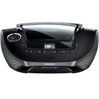 Poste CD/MP3/USB Philips noir