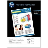 Papier photo laser HP 120g A4 - Paquet de 250 feuilles