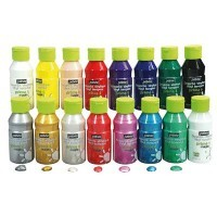 Carton de 16 flacons de 150 ml Prima Magic gouache vinylique