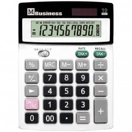 Calculatrice de bureau 10 chiffres M Business
