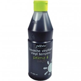 Flacon de 500 ml Prima Magic, coloris noir