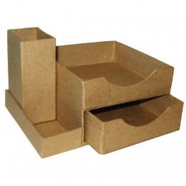 Multipots compacts, en carton - Lot de 10