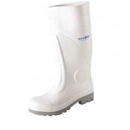 Botte professionnel blanche pointure 44