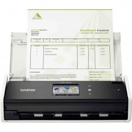 Scanner Brother ADS-1600W