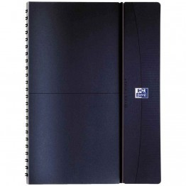Agenda semainier office 15x21 bleu