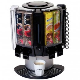 Distributeur cafe jede xpress