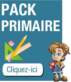 PACK pour école primaire