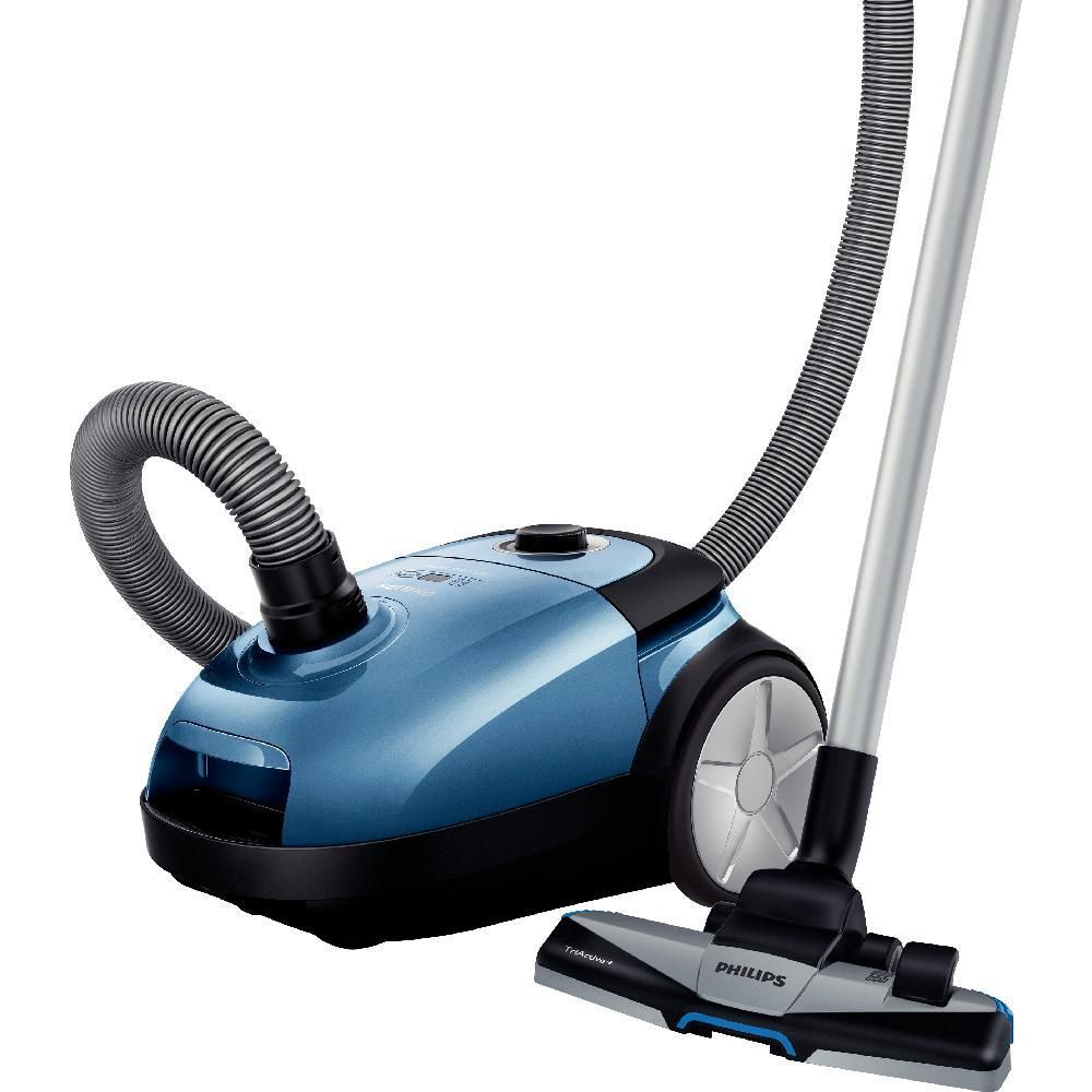 Aspirateur avec sac PHILIPS FC8524/09. Aspirateur avec sac PHILIPS FC8524/09.  Technologie AirflowMax et sac S-bag de 4L Performance optimale mê