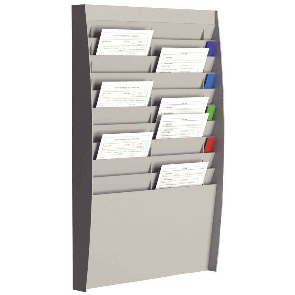 Fabuleux Trieur vertical comprenant 20 cases A4, Paperflow | Vente de  MV75