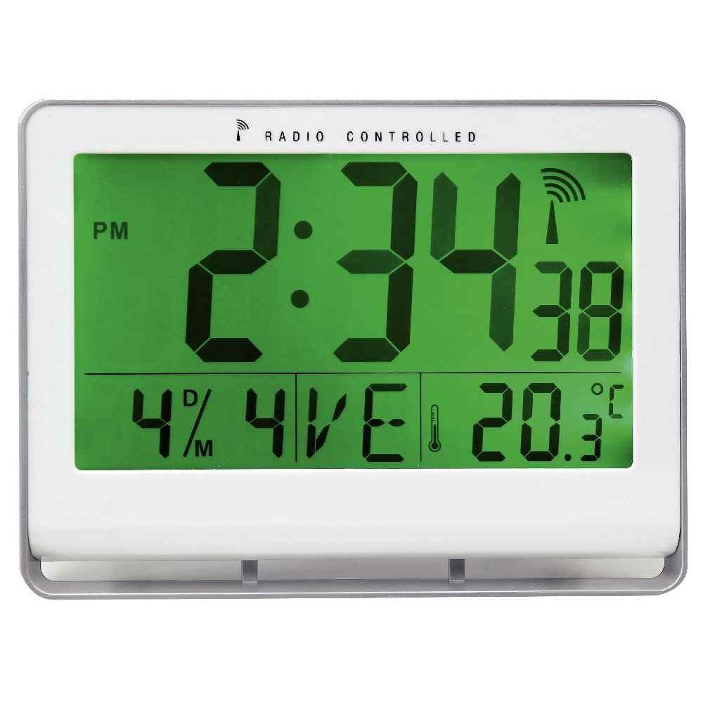 Horloge murale LCD multifonction, Alba | Vente de Horloge de ...
