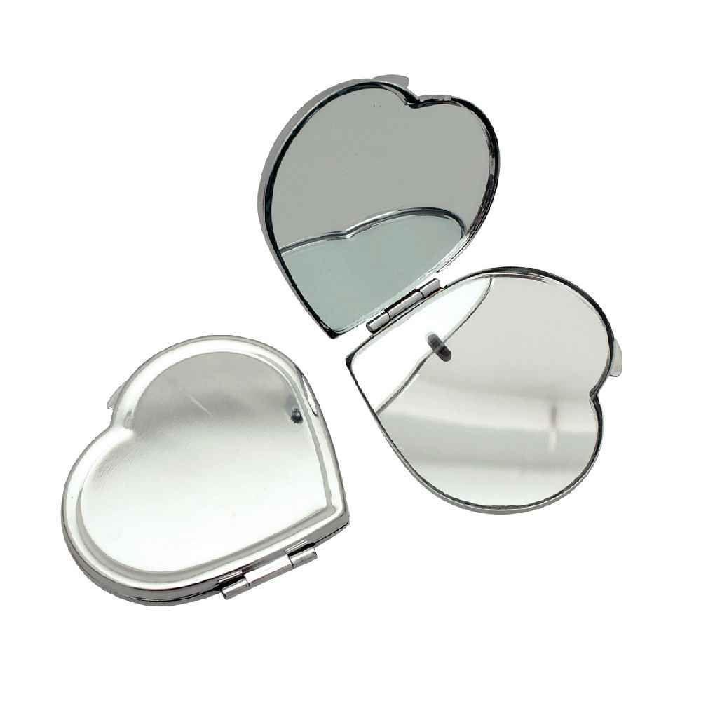 miroir de poche a decorer