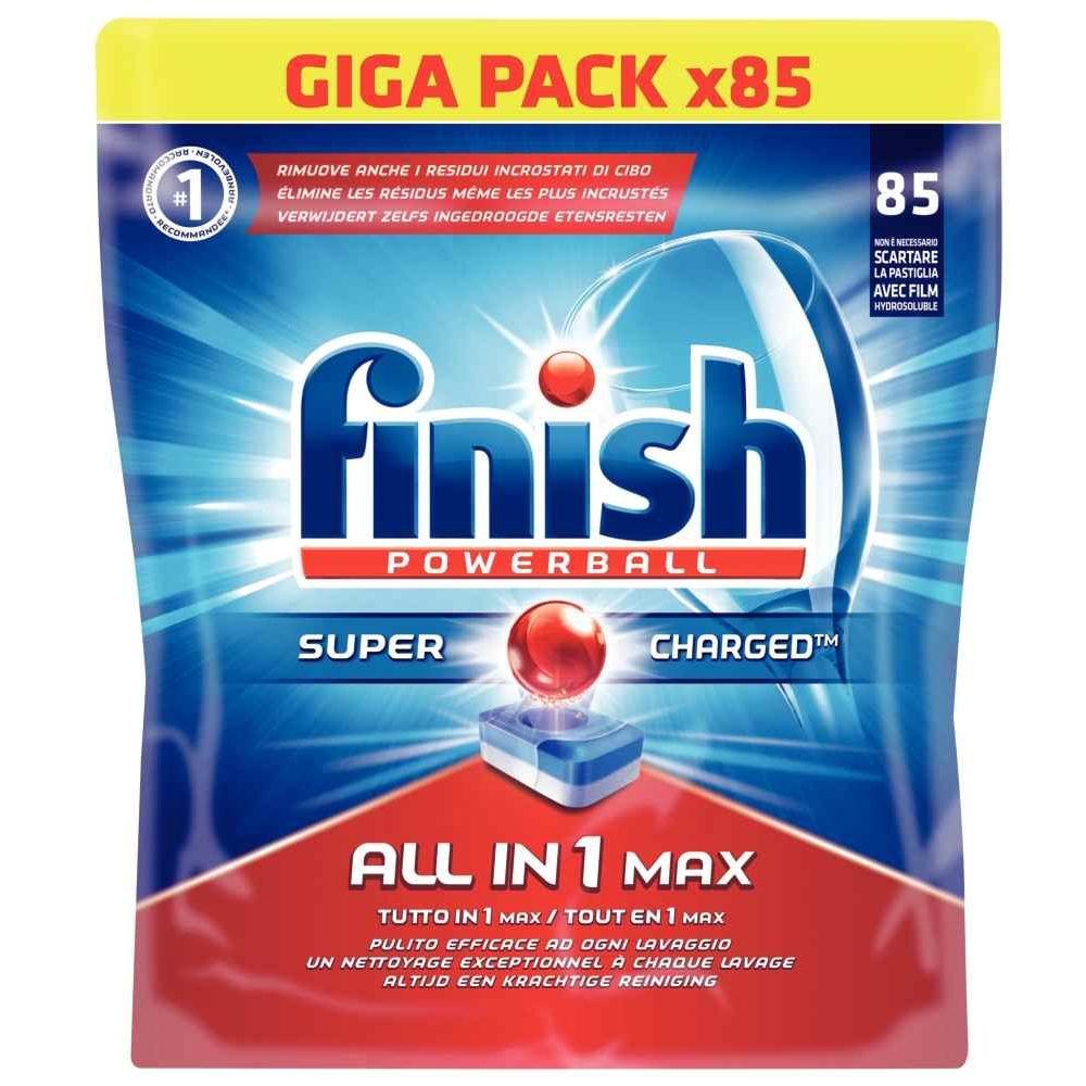 Entretien Du Lave Vaisselle pastilles lave vaisselle - paquet de 85