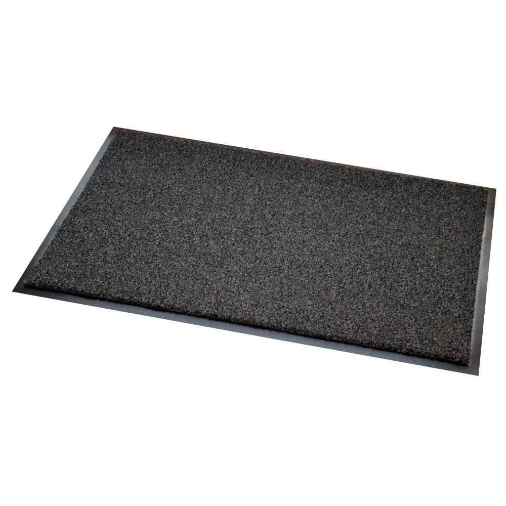 tapis d accueil grattant 60x80 gris paperflow vente de mat riel entretien pour sols. Black Bedroom Furniture Sets. Home Design Ideas