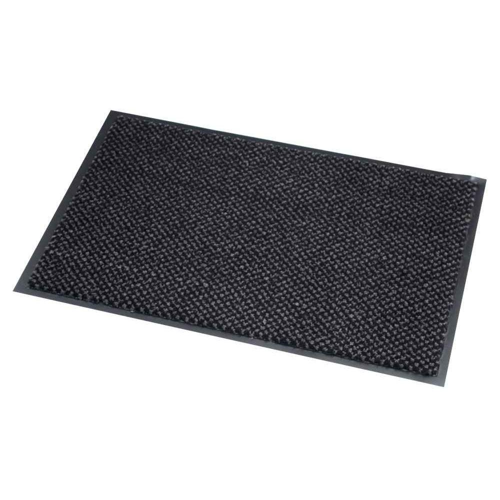tapis d accueil qualit polypropyl ne microfibre aspect velours 90x150 paperflow vente de. Black Bedroom Furniture Sets. Home Design Ideas