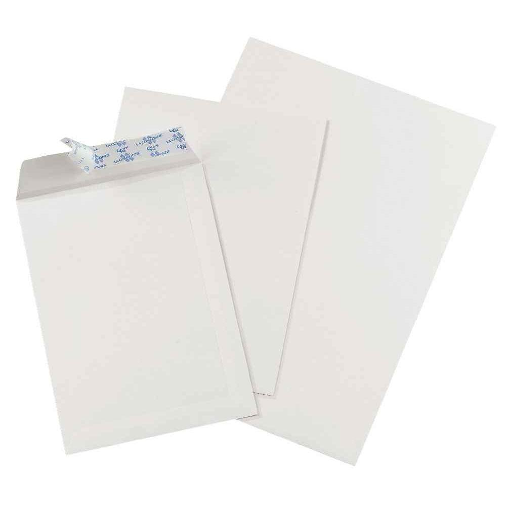 5a322e0acc Enveloppe La couronne vélin blanche C5 162x229 90G - Paquet de 50 pochettes