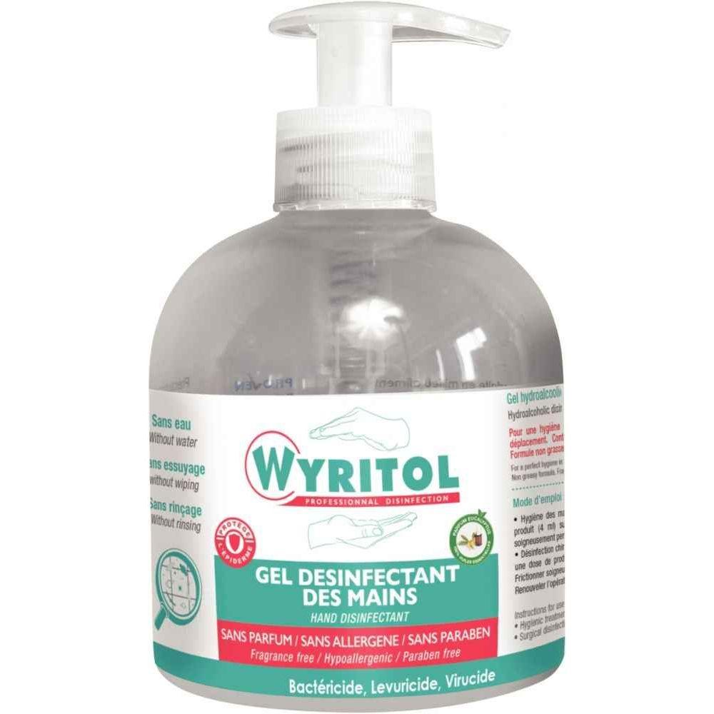 Gel Hydroalcoolique Tifon Antiseptique Bidon 5l Desinfectant