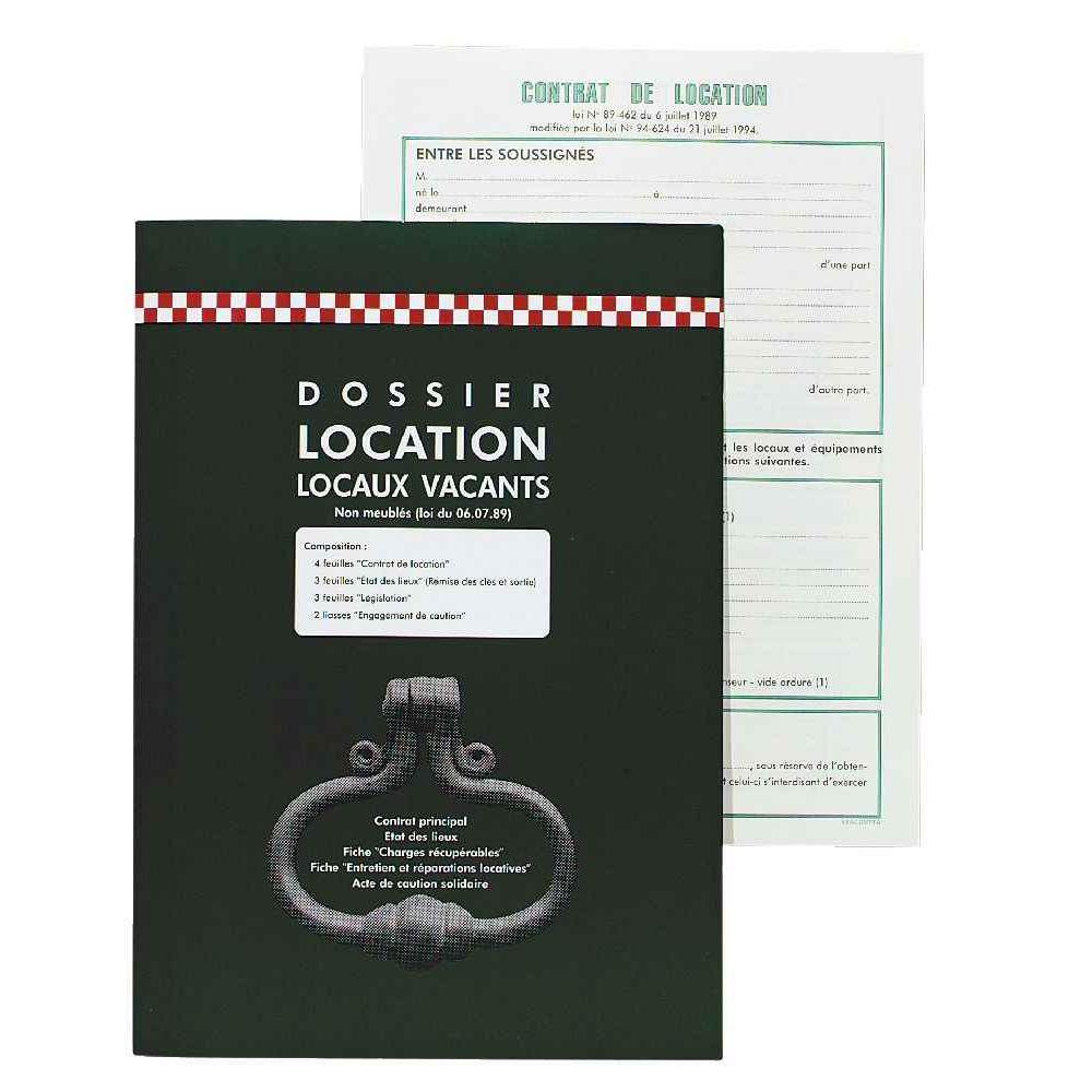 Contrat location locaux vacants non meubles. Contrat location locaux vacants non meubles