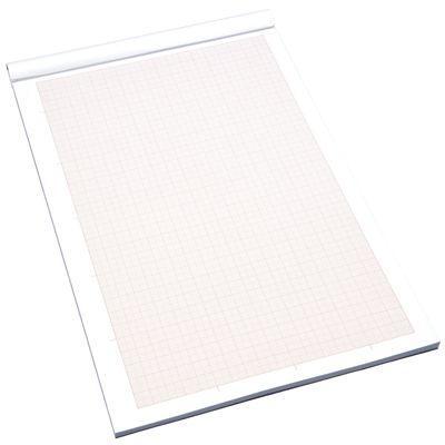 Papier Dessin Millimetre A4 90g Bloc De 50 Feuilles Majuscule Vente De Papier Millimetre La Centrale Du Bureau