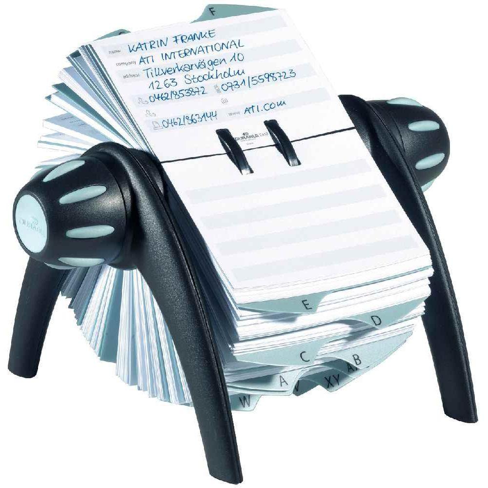 Fichier Rotatif Telindex 500 Fiches
