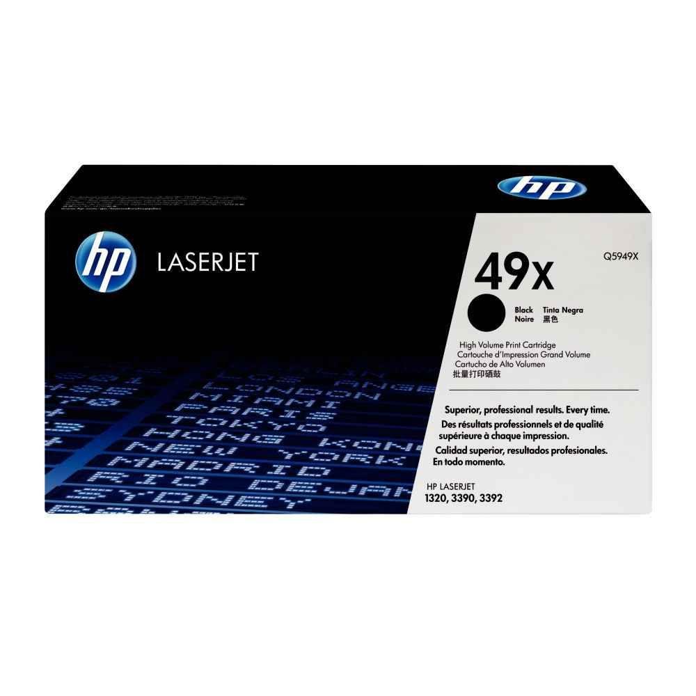 Toner HP Q5949X hc noir