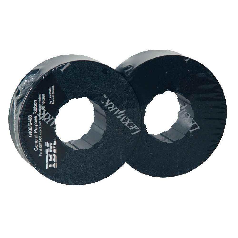 Ruban nylon ibm 1040990 a la marque. Ruban nylon ibm 1040990 a la marque