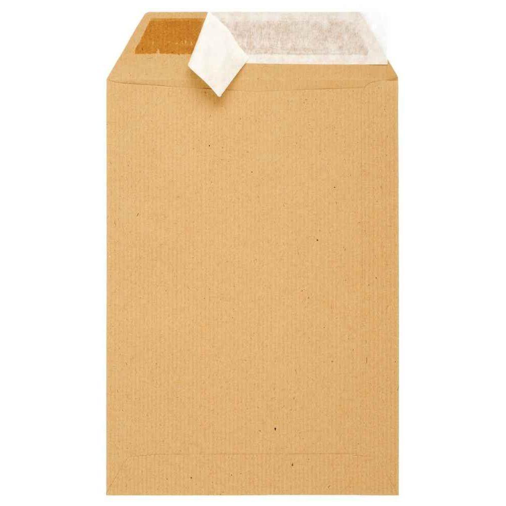 7fe2890e09 Enveloppe kraft recyclées C5 162x229 90G - Boite de 500 pochettes interkraft