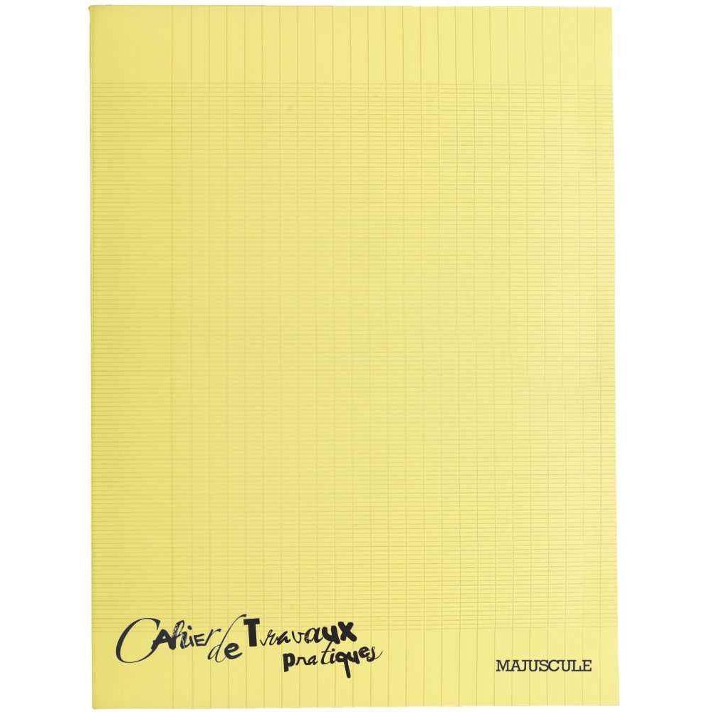 cahier de dessin majuscule