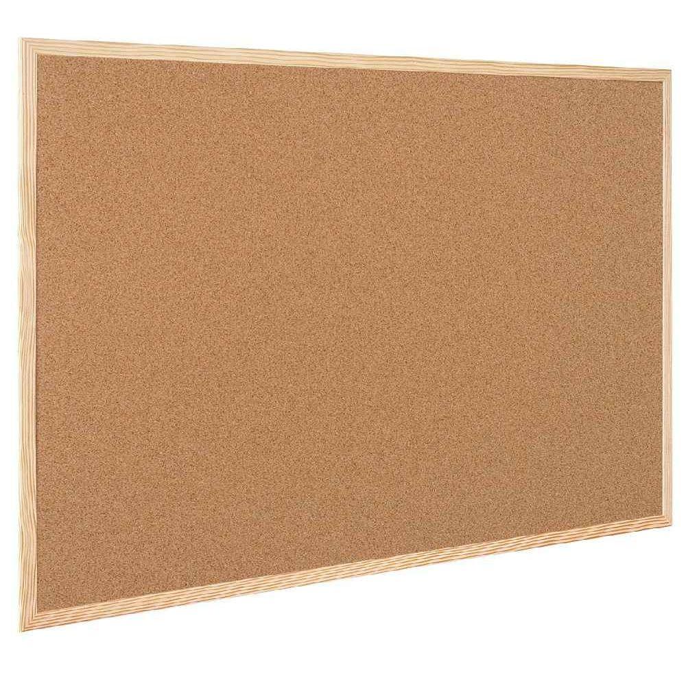 tableau li ge cadre bois 60x45cm bi office vente de panneau d 39 affichage la centrale du bureau. Black Bedroom Furniture Sets. Home Design Ideas